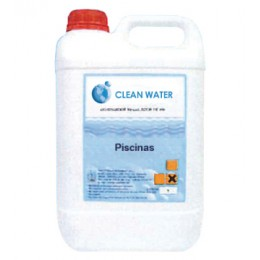 Cloro l quido agua potable 25l gimic renovables for Cloro liquido piscina